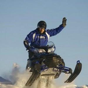 motoneige Sport outdoor La Clusaz hiver