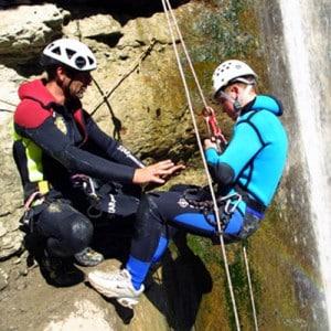 canyoning la clusaz Sport outdoor La Clusaz été