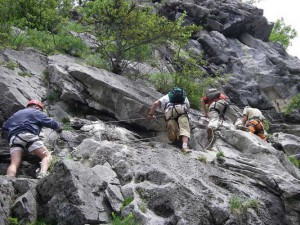 viaferrata thones