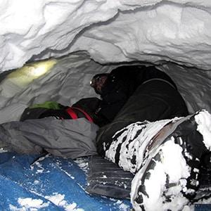 nuit sous igloo clusaz