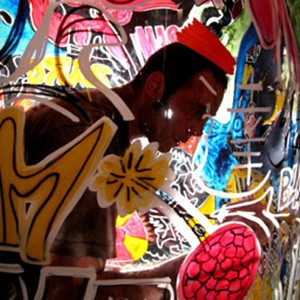 création totem entreprise team building laclusaz