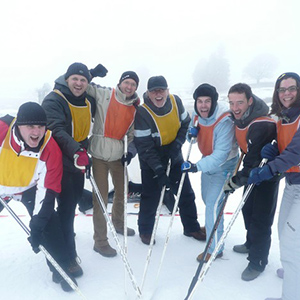 Team building Clusaz