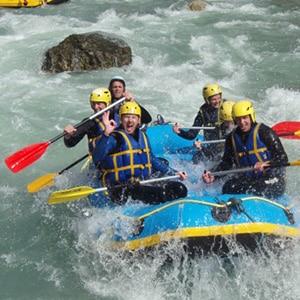 rafting séminaire