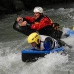 Rafting La Clusaz – Hydrospeed